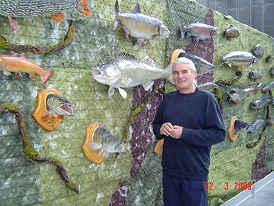 Preparácia trofejných a akvárijných rýb - Milan Žiak 19515973c43